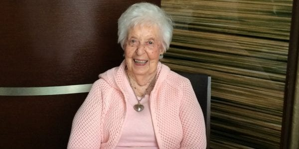 Eleanor Karp turns 106!